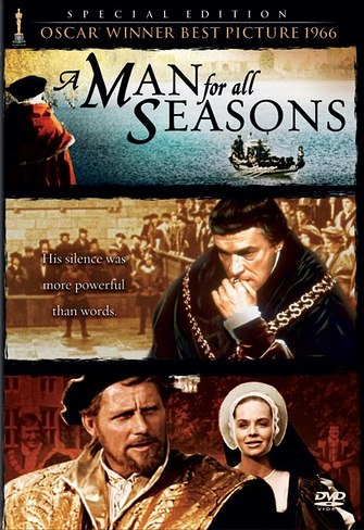 A man for all seasons play about thomas more essay