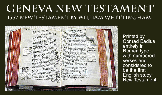 Geneva New Testament 1577