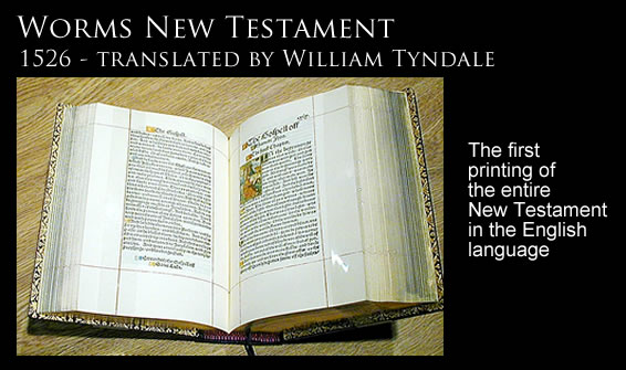 Worms New Testament